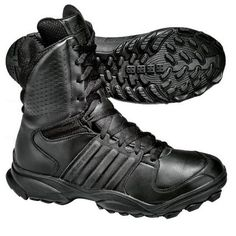 Adidas GSG9 II (Most comfortable boot if you're always on your feet or best boot for working indoors or driving)