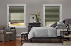 Top 10 Window Coverings of 2013 signature roman pleat shades with tandem liner for complete blackout option House Blinds, Blinds For Windows, Curtains With Blinds, Diy Blinds, Window Blinds, Bedroom Windows, Living Room Windows, Bedroom Curtains, Budget Blinds