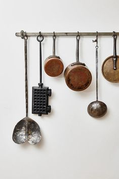 Chef David Tanis's low-tech kitchen tools.