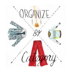 How to organize your closet, according to top fashion merchandisers! Illustration: Lindsay Mound