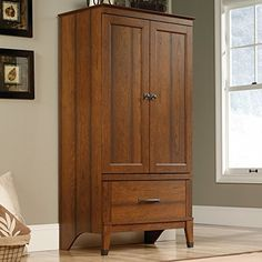 Amazing Sauder Carson Forge Armoire