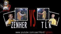 TLK vs Zenher – Word Fighters 2 2013 -  TLK vs Zenher – Word Fighters 2 2013 - http://batallasderap.net/tlk-vs-zenher-word-fighters-2-2013/  #rap #hiphop #freestyle