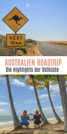 Australien Ostküste: 12 Roadtrip Highlights von der Great Ocean Road bis Cairns