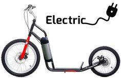 Patinete Electrico Yedoo Mezeq - Se Rueda RollerShop