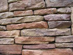 1 Set of 16 Molds to Make Drystack Ledgestone Rocks, Concrete Molds, Rocks, Diy Projects, Exterior, Stone, Amazon, How To Make, House, Amazons