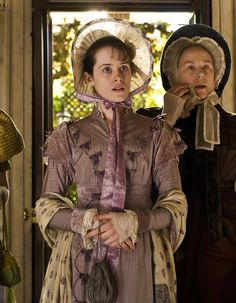 "the-garden-of-delights: "" Claire Foy as Amy Dorrit in Little Dorrit (TV Mini-Series, """