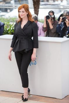 10 Glamorous Style Lessons From Christina Hendricks   Fox News Magazine