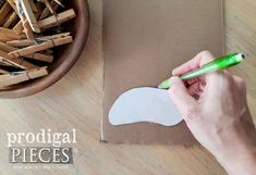 Add whimsy to your farmhouse decor and have a fun kid craft time with an easy clothespin sheep ornament. Step-by-step video tutorial for some DIY fun. Sheep Crafts, Nativity Crafts, Yarn Crafts, Wood Crafts, Ornament Tutorial, Fun Crafts For Kids, Diy Christmas Ornaments, Art Activities, Craft Projects
