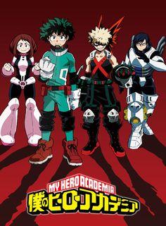 Après une première saison au succès incontestable aussi bien au Japon qu'en France (plus de 2 millions de vues sur ADN), l'animé My Hero Academia va logiquement avoir droit à...