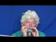Tims Tiny Tunes #259 | BLUES, level 4 - Harmonica play-along lessons | J...