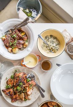 sunday roast at bertus basson at the spice route Basson, Sunday Roast, Cape Town, Dips, Restaurants, Spices, Menu, Ethnic Recipes, Food