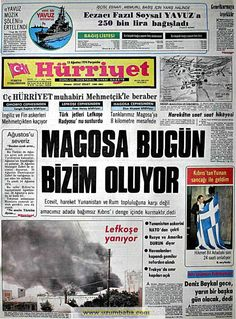 1046 x 1416 ( Newspaper Headlines, Old Newspaper, Turkey History, Important Facts, Historical Pictures, Olay, History Facts, Nostalgia, Istanbul