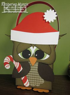 Whoo's Ready for Christmas?