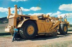 WABCO 333FT Heavy Construction Equipment, Heavy Equipment, Boy Toys, Toys For Boys, Earth Moving Equipment, Caterpillar Equipment, Indian Motorcycles, Heavy Truck, Rollers