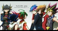 Now you're part of the crew, Yusaku<<<<<<welcome to the family.