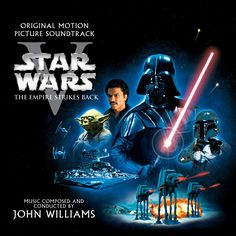 The Special Edition of STAR WARS: THE EMPIRE STRIKES BACK is a remastered version of the film soundtrack, including previously-unreleased material. Original score written and conducted by John William