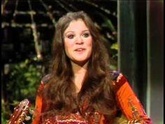 Together alone, Melanie Safka, December 15, 1972, The Tonight Show Starring Johnny Carson