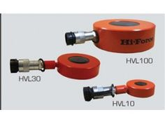 https://www.waveneyhydraulics.com/ HVL -  Single acting very low height  pancake cylinders