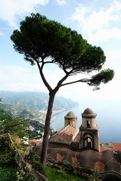 Ravello, Itlay .. The Most Beautiful Coastal Town in Italy