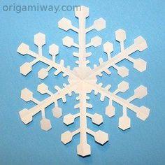 Snowflake Pattern 7
