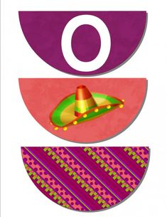 FREE Cinco de Mayo Party Printables from 9 to 5 Mom   Catch My Party