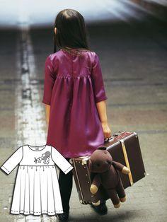 Little Rockers: 9 New Children's Pattern – Sewing Blog | BurdaStyle.com