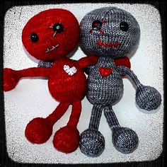 Ravelry: Voodoo you love me? pattern by Susan Claudino