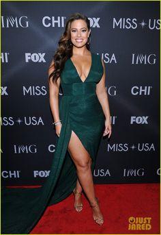 Ashley Graham & Julianne Hough Host Miss USA 2017!
