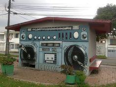 Casa Grabadora
