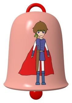 Hero Bell / #Music #Instrument #Boy