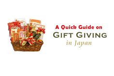 Especially when dealing with Japanese business partners, you should know the etiquette, the dos and don'ts of gift giving in Japan.