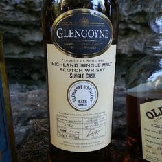 Glengoyne Cask Owner bottle. American Oak Sherry Puncheon. 14yo. 59,1%. Very nice with a bit of water. #dramtime #whisky