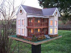 Birdhouse replicas made from photographs of your home!