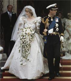 vestido de noiva lady diana