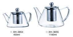 wholesale cone tea pot
