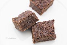 Vegan and GF Fudgy Brownie