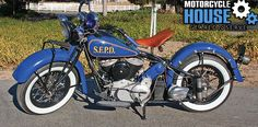#IndianChief Police Special! #POTD - uploaded by #MotorcycleHouse