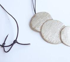 Minimal geometric shape pendant    View more at my etsy  shop   www.etsy.com /your/shops/atheniansquad    #UniqueNecklace #UniqueJewel #GiftForHer #PendantNecklace #GiftsForGirls #FashionNecklace #PendantForWoman #BirthdayGift #GiftForWife #MinimalJewel Modern Jewelry, Jewelry Art, Jewelry Design, Greek Design, Circle Shape, Geometric Shapes, Minimalism, My Etsy Shop, Pendant Necklace