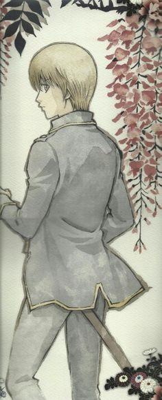 Gintama ~~ Okita