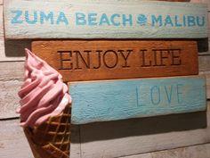 Un Frozen Yogurt fruits rouges en cornet, c'est notre manière à nous de profiter de la vie :) #californiabliss