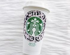 Lauren Mackenzie Decals by laurenmackenziedecal on Etsy Starbucks Coffee Cups, Hot Coffee, Decals, Etsy Seller, Trending Outfits, Unique Jewelry, Tags, Sticker, Decal