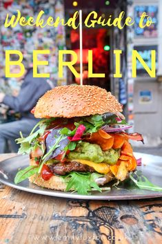 My guide to planning a Berlin weekend without breaking the bank. Packed with money saving tips, cheap eats, and my picks for the best currywurst Berlin has to offer! Plus all the fun things to do in Berlin that you can't miss. Backpacking Europe, Europe Travel Guide, Travel Guides, Travel Destinations, Berlin Travel, Germany Travel, Best Places To Travel, Places To Eat, Visit Germany