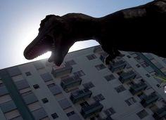 o dinossauro