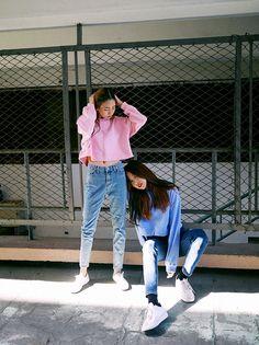한국모델 패션 포토 korean fashion. #seoul