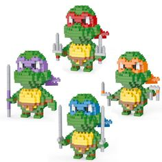 Cheap teenage mutant ninja turtles, Buy Quality ninja turtles directly from China teenage mutant ninja Suppliers:   Safe Happy Educational  Come without original retail box . if you want the retail box,please add 0.5$/pcs  Limited Col