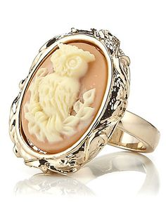 Cameo Ring - Love It!!!