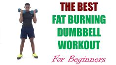 Best fat Burning Dumbbell Workout for Beginners at Home | No Repeats