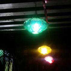 Lights at pan de amerikana, marikina