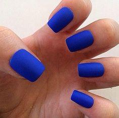 make-up, nails, nail polish, blue
