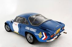 To know more about Alpine Renault 1300 - FIA Appendix K, visit Sumally, a social network that gathers together all the wanted things in the world! Featuring over 62 other Alpine Renault items too! Alpine Renault, Renault Sport, Monte Carlo Car, Alpine Car, Alfa Romeo Gta, Megane Rs, Mini Countryman, Premium Cars, Rally Car